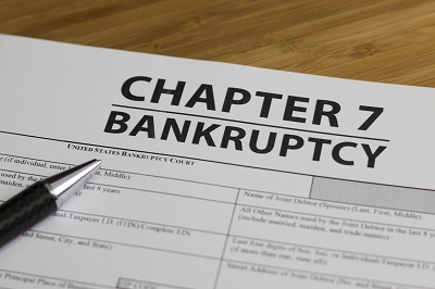 Chapter 7 Bankruptcy forms and requirements