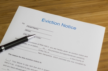 bankruptcy and eviction in Wisconsin